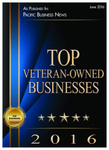 top veteran-owned business in 2016